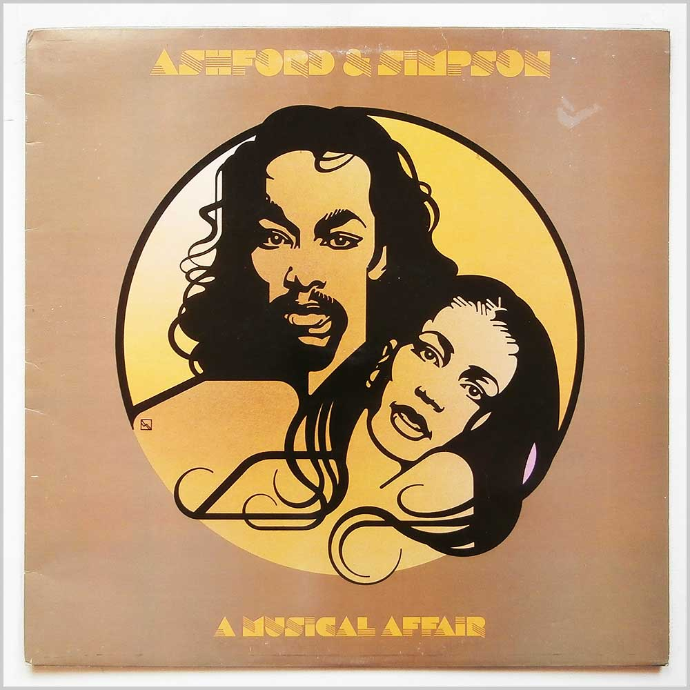 Ashford And Simpson - A Musical Affair (K56840)