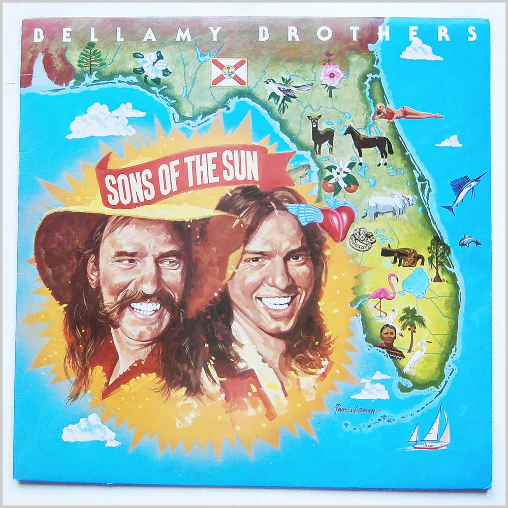 Bellamy Brothers - Songs Of The Sun (K 56872)