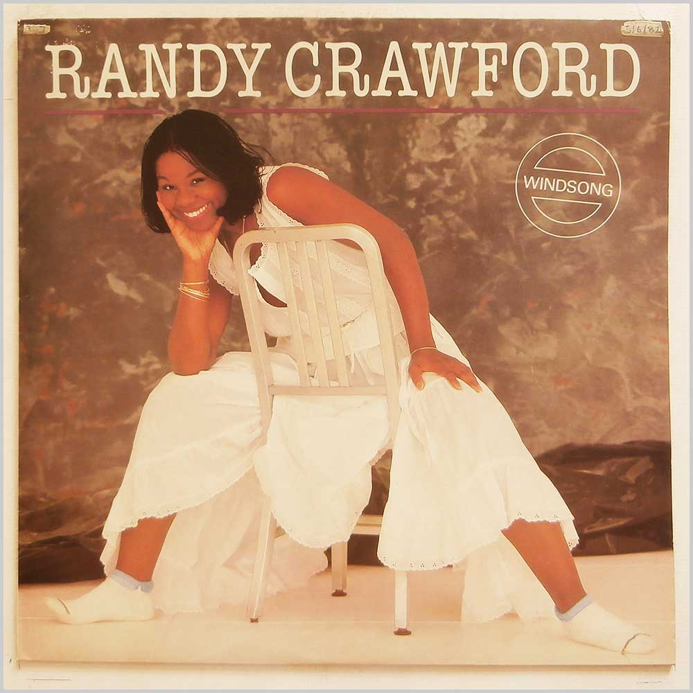 Randy Crawford - Windsong (K 57011)