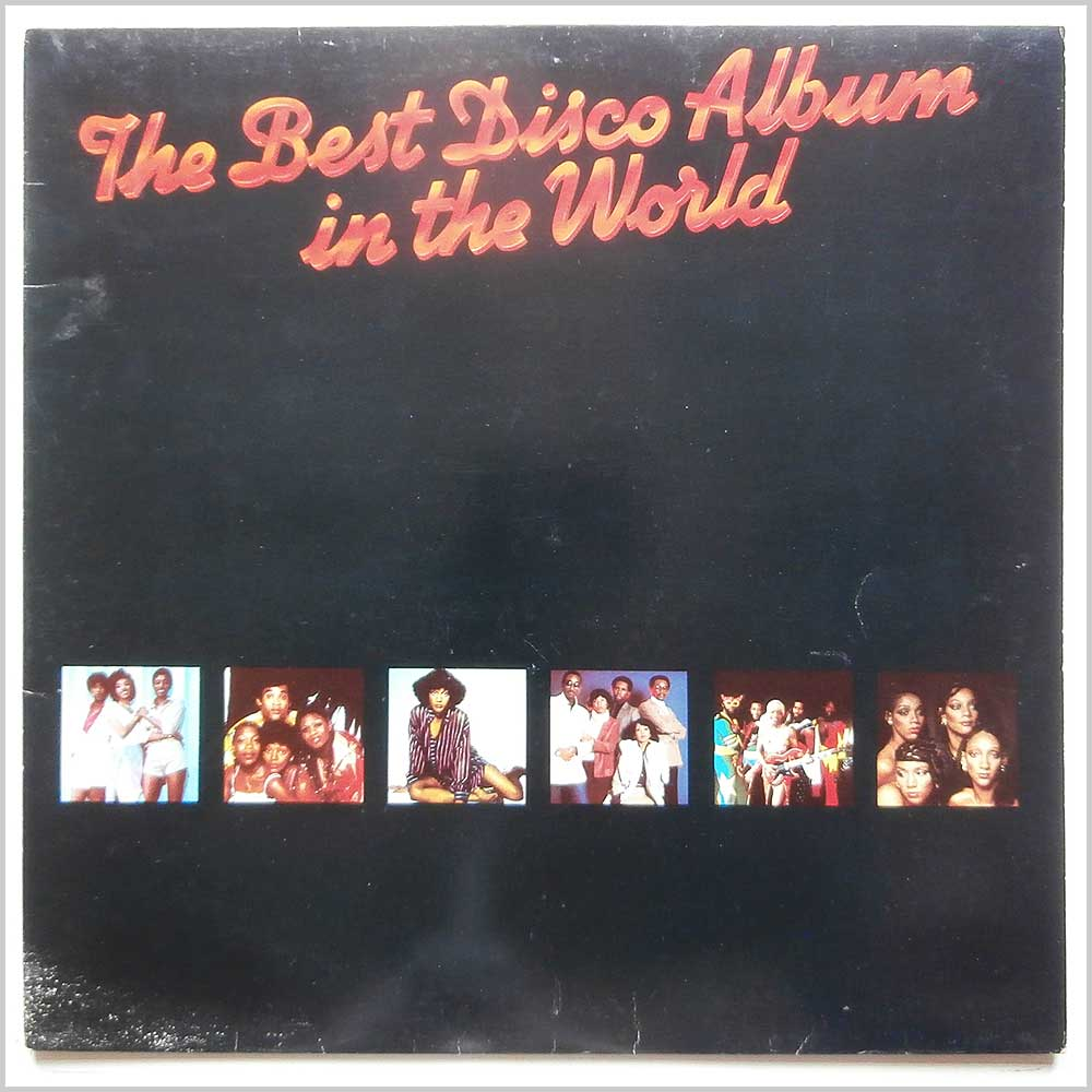 Various - The Best Disco Album in The World (K58062)