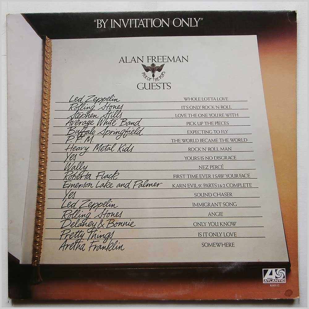 Various - By Invitation Only (K60112)