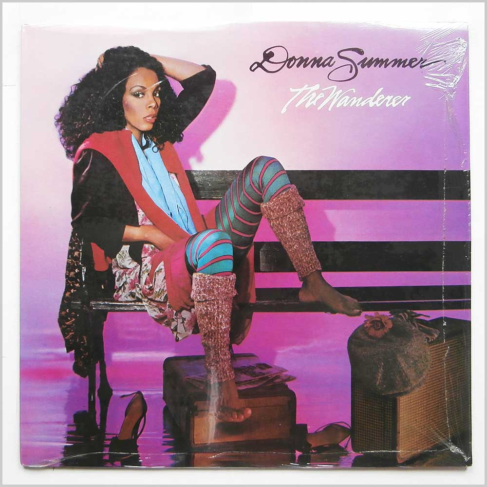 Donna Summer - The Wanderer (K99124)