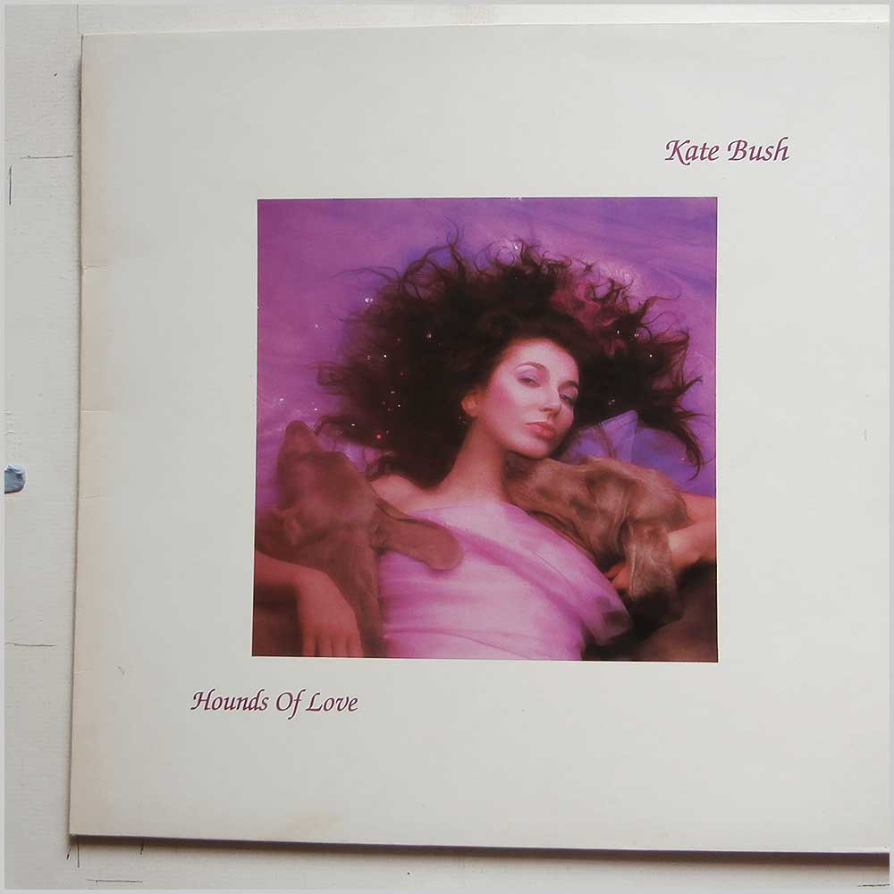 Kate Bush - Hounds Of Love (KAB1)
