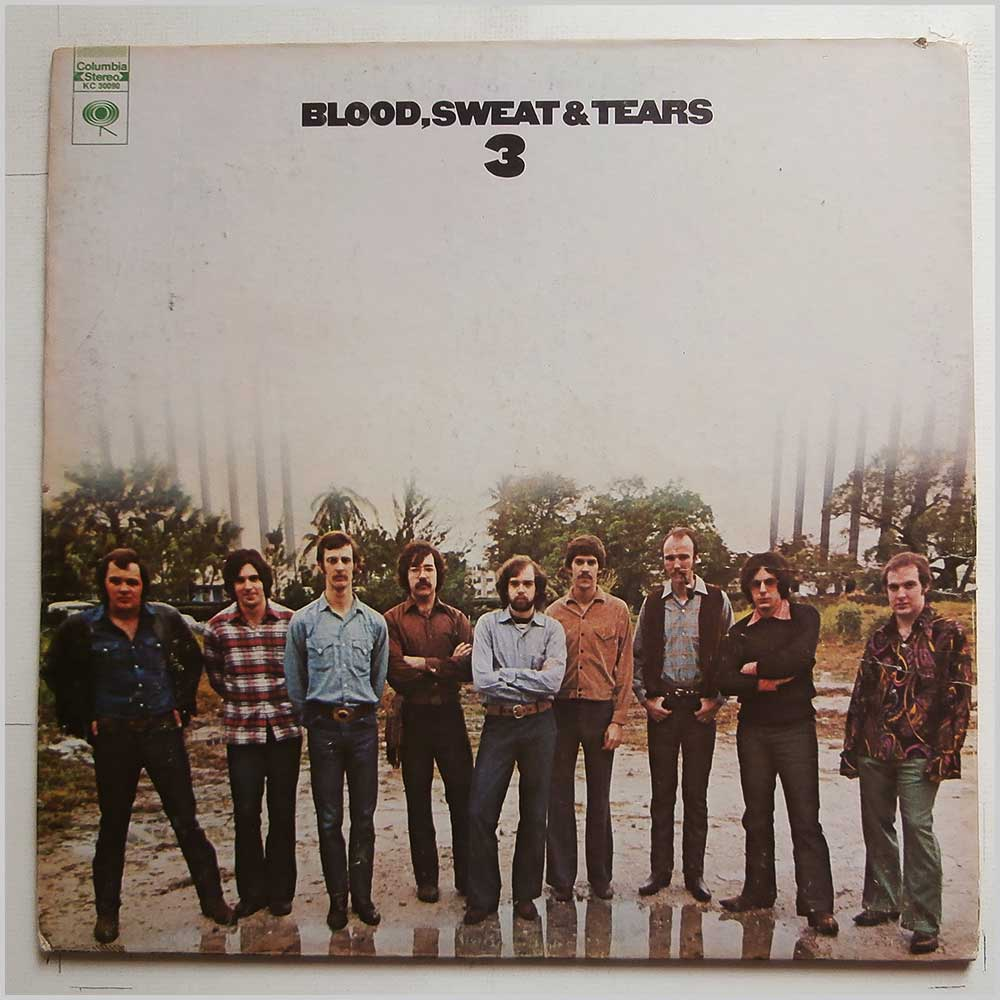 Blood, Sweat and Tears - Blood, Sweat and Tears 3 (KC 30090)