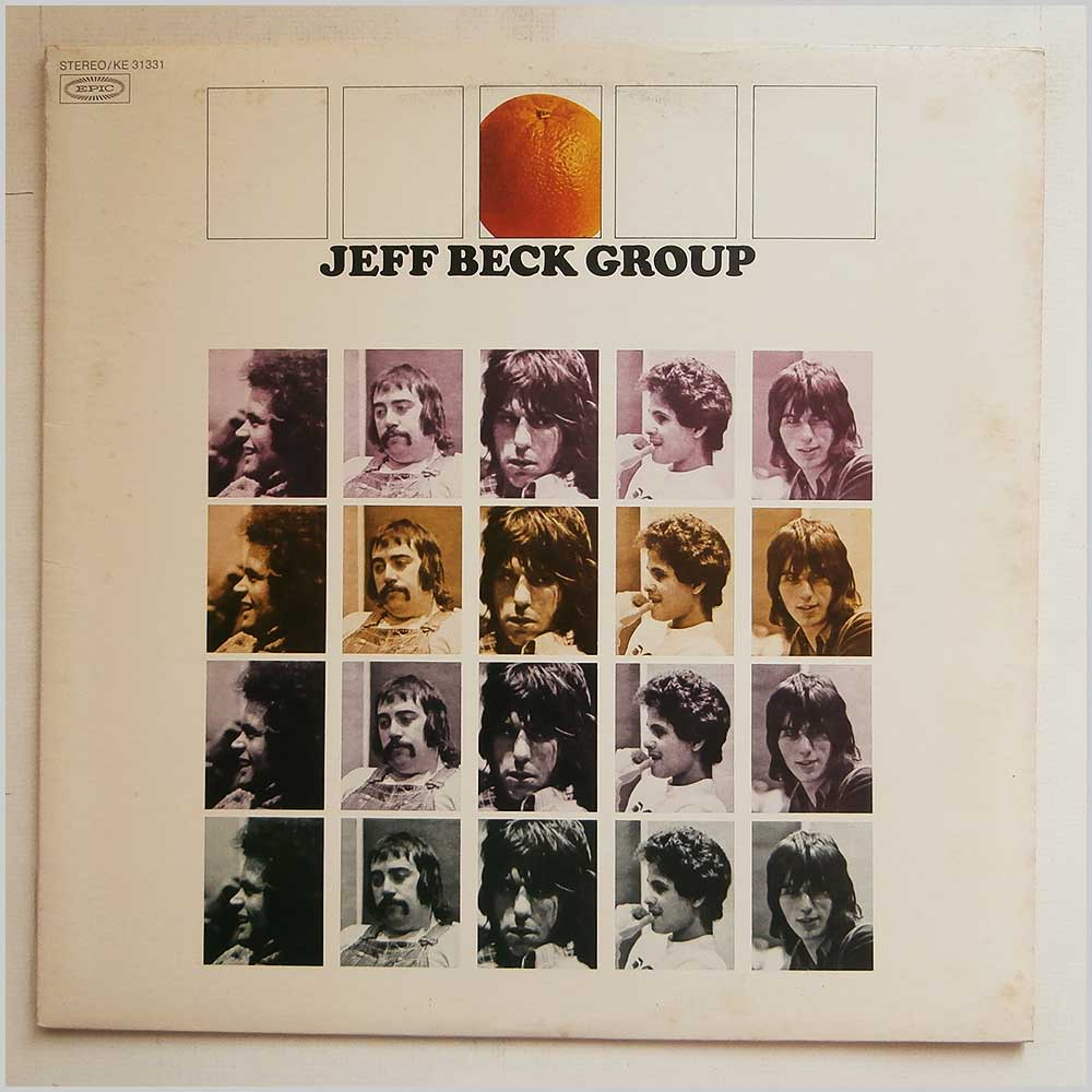 Jeff Beck Group - Jeff Beck Group (KE 31331)