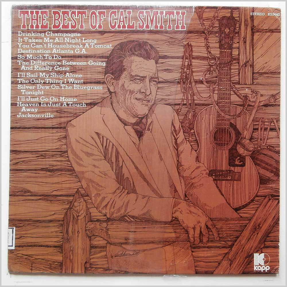 Cal Smith - The Best Of Cal Smith (KS3642)