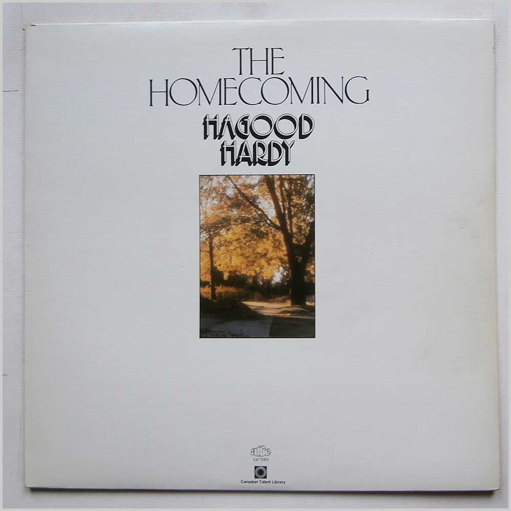 Hagood Hardy - The Homecoming (LAT 1003)