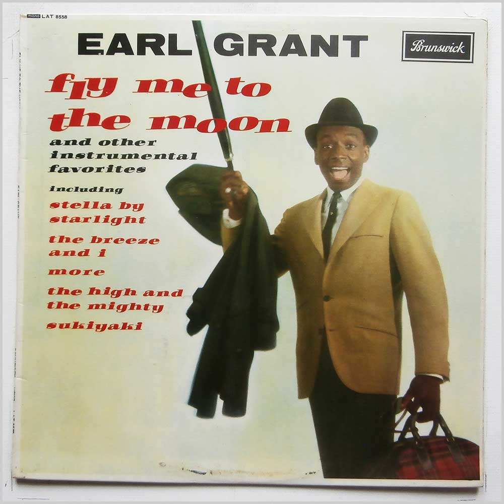 Earl Grant - Fly Me To The Moon (LAT 8558)