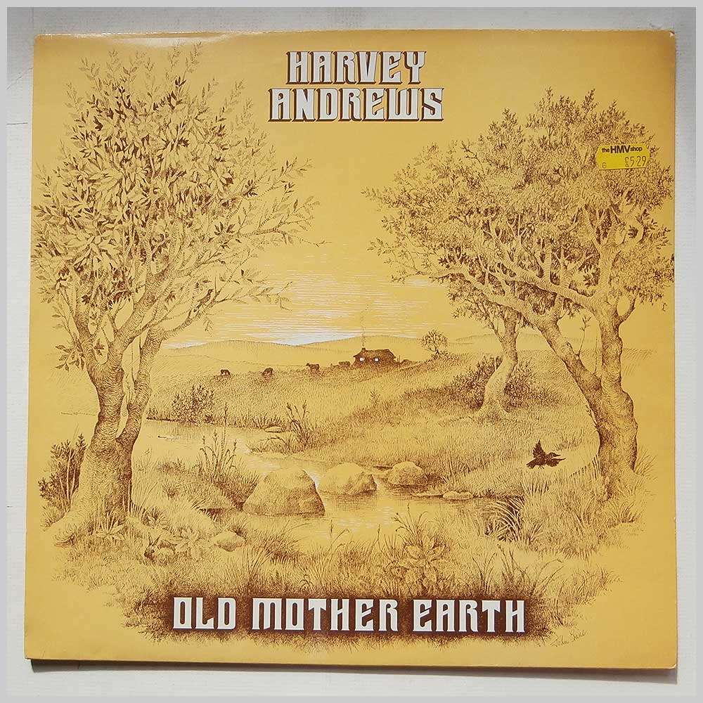 Harvey Andrews - Old Mother Earth (LBEE 004)