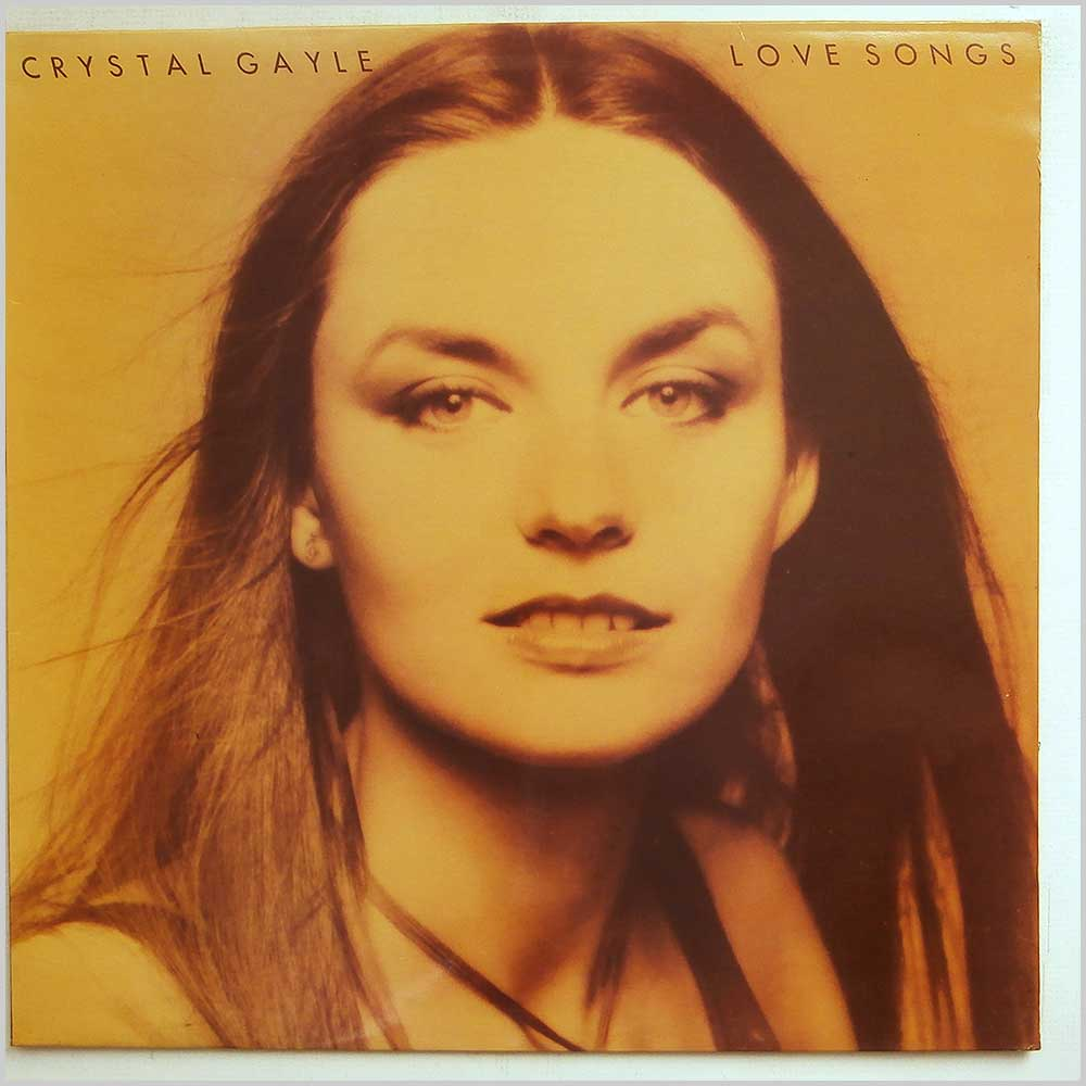 Crystal Gayle - Love Songs (LBR 1044)