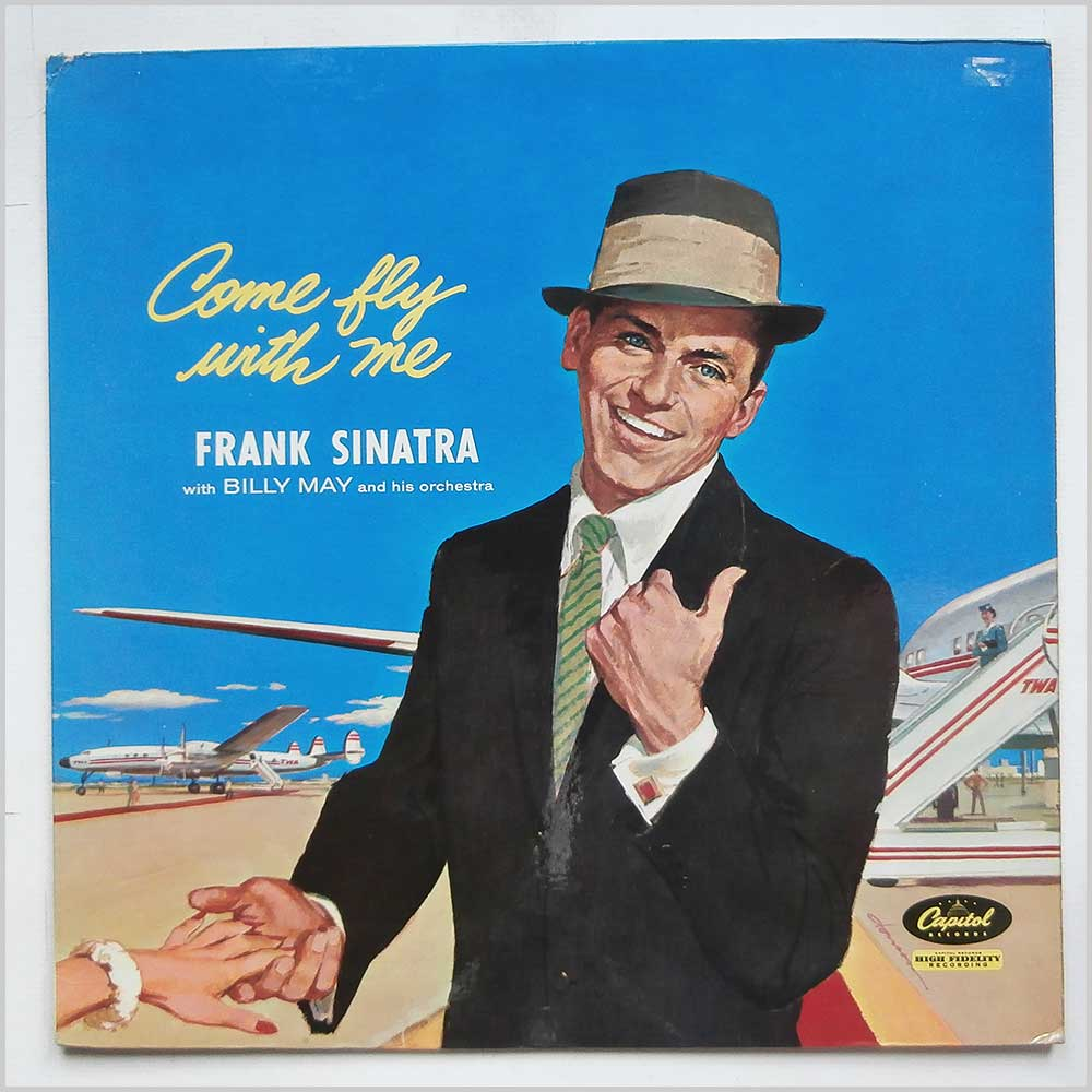 Frank Sinatra - Come Fly With Me (LCT 6154)