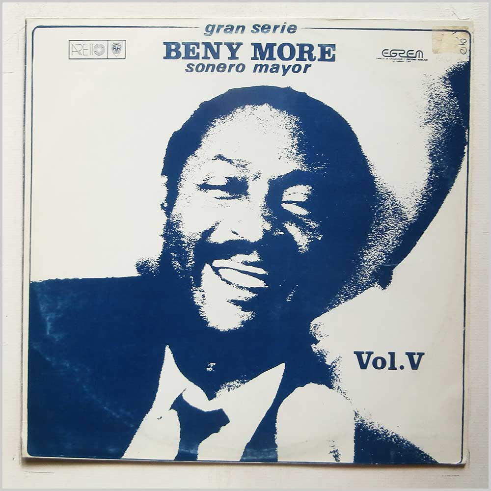 Beny More - Sonero Mayor Vol. V (LD-4058)