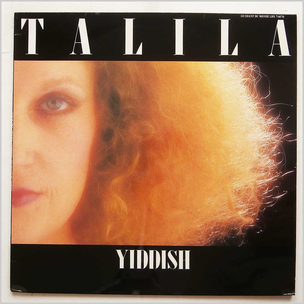 Talila - Yiddish (LDX 74870)