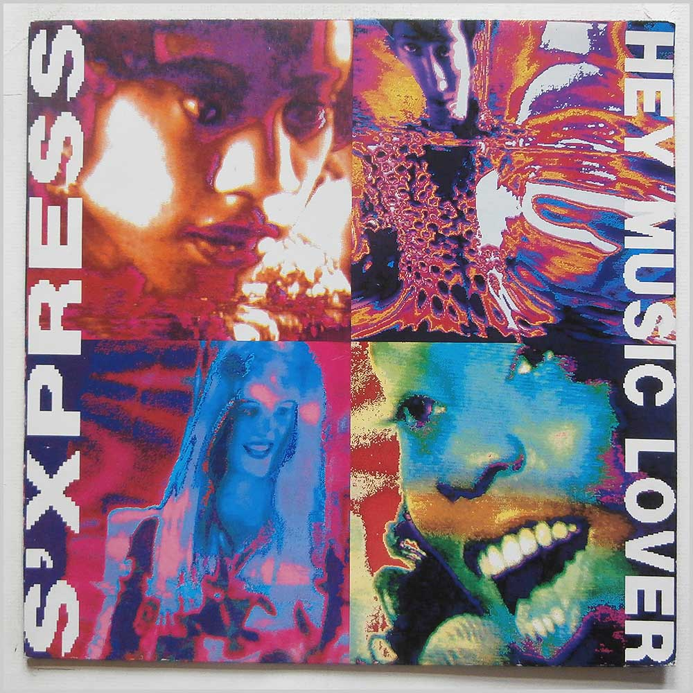 S'Xpress - Hey Music Lover (LEFT 30 T)