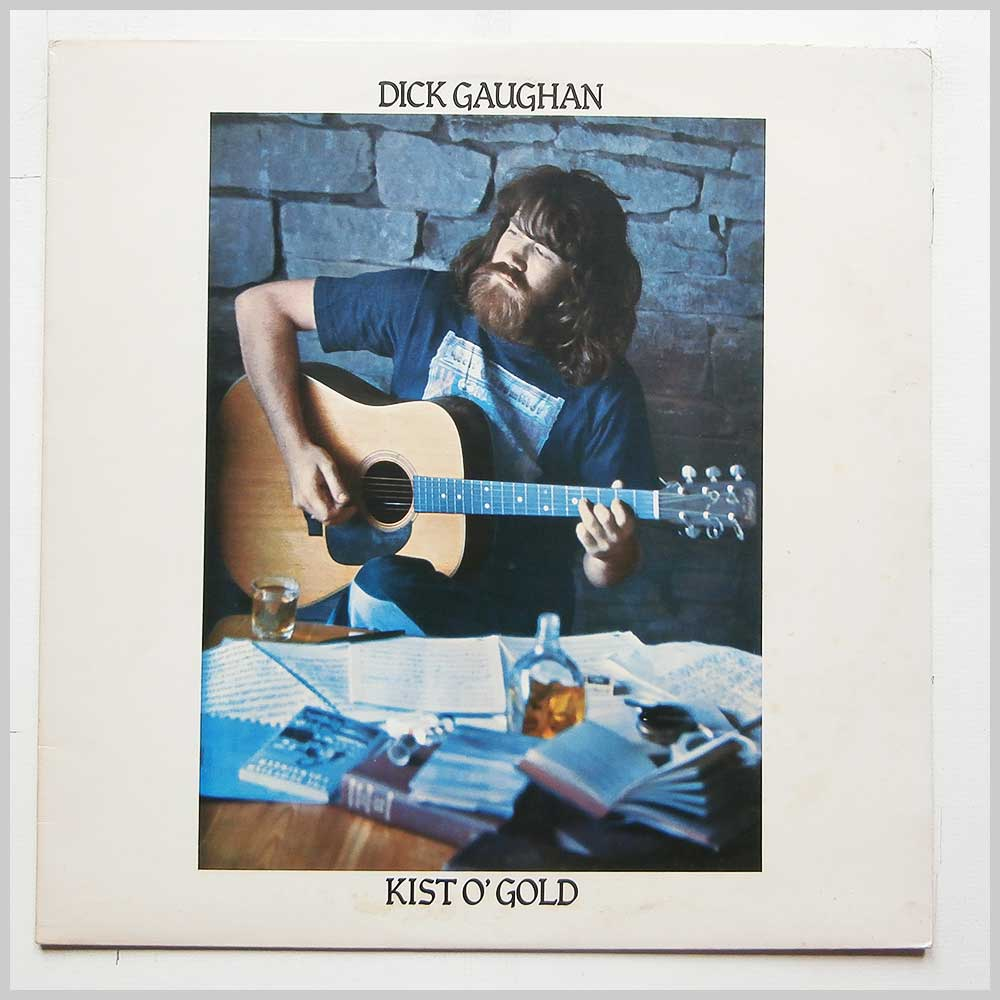 Dick Gaughan - Kist O' Gold (LER 2103)