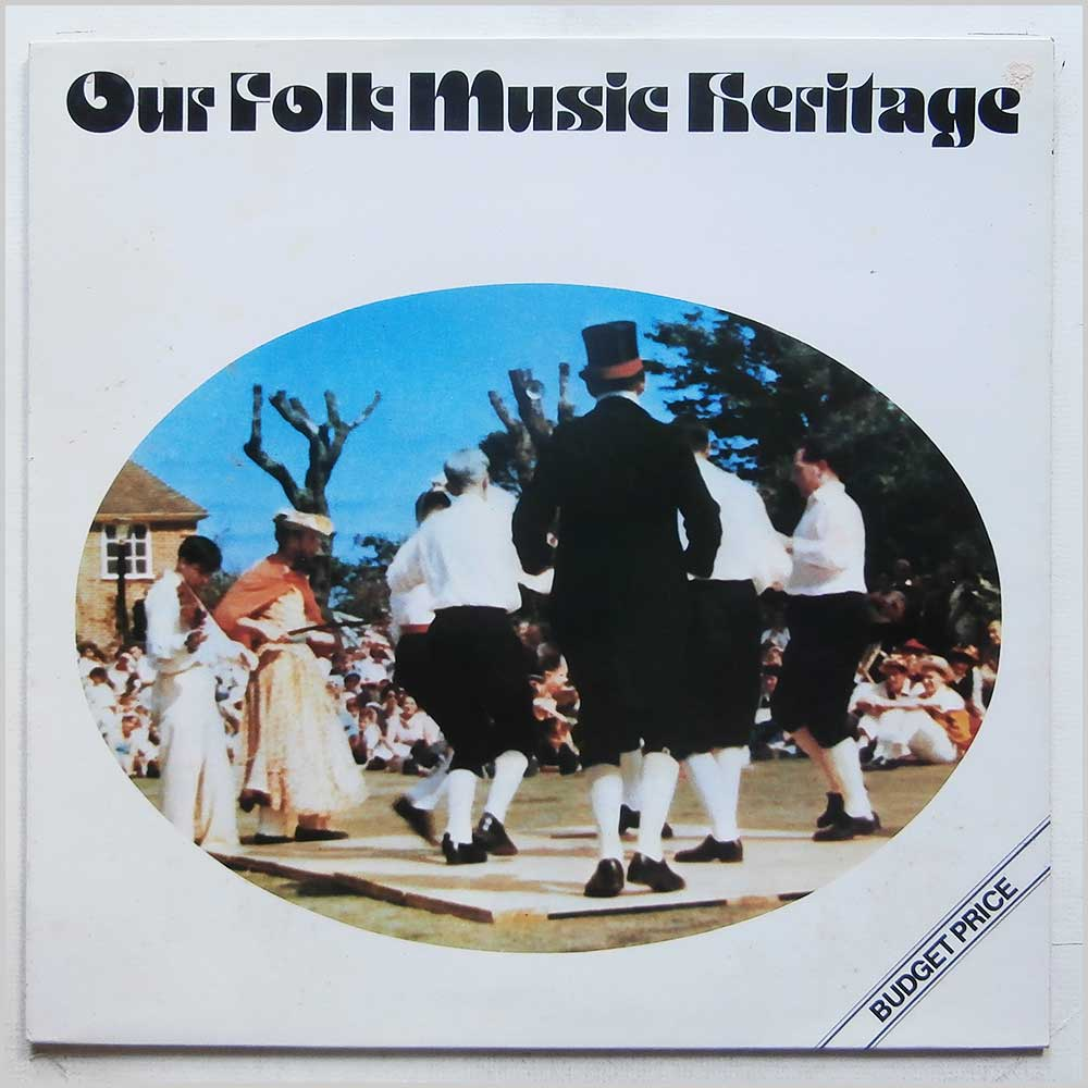 Various - Our Folk Music Heritage (LET SAM 2087)