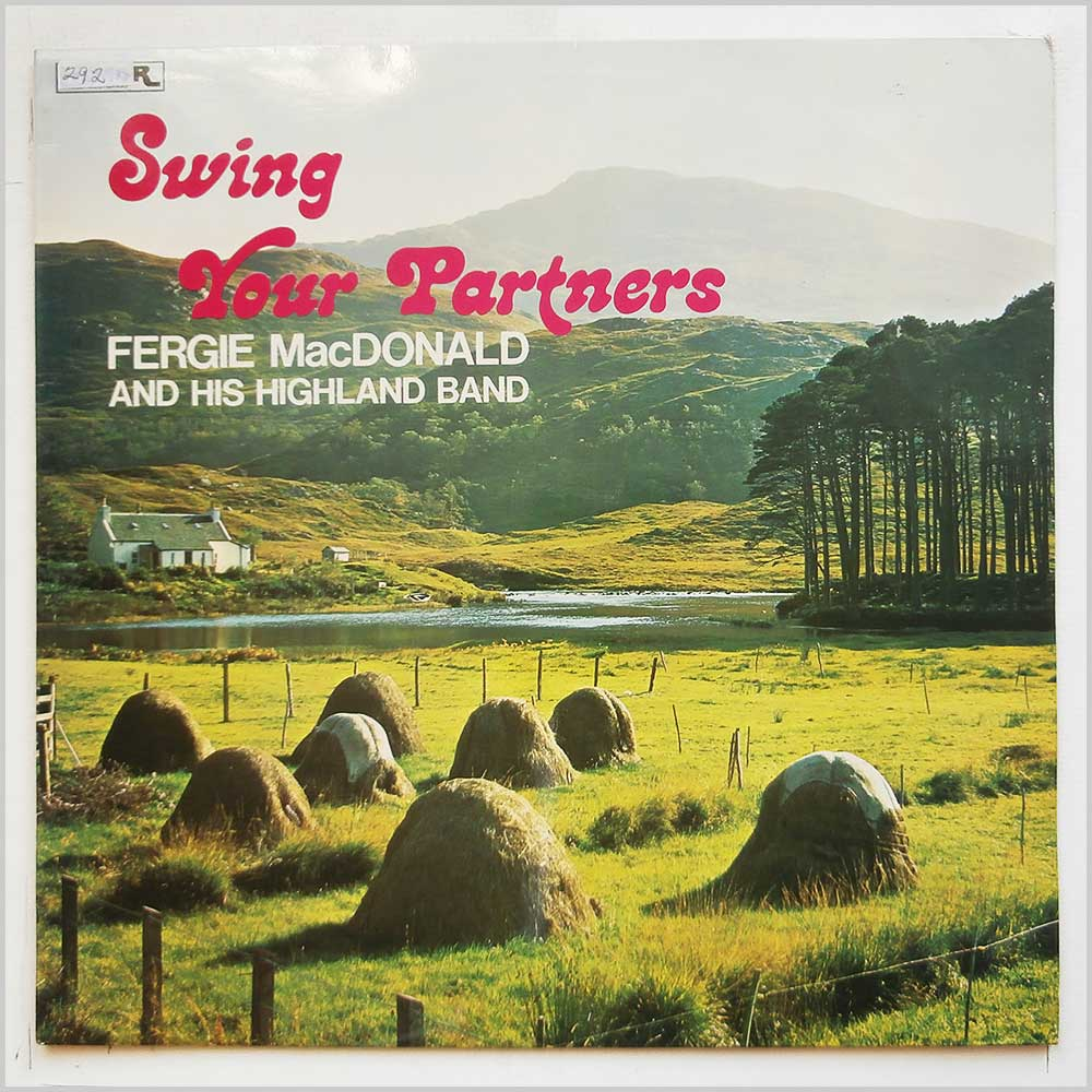 Fergie MacDonald and His Highland Band - Swing Your Partners (LILP 5061)
