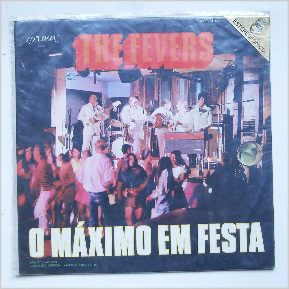 The Fevers - O Maximo En Festa (LLB 1047)