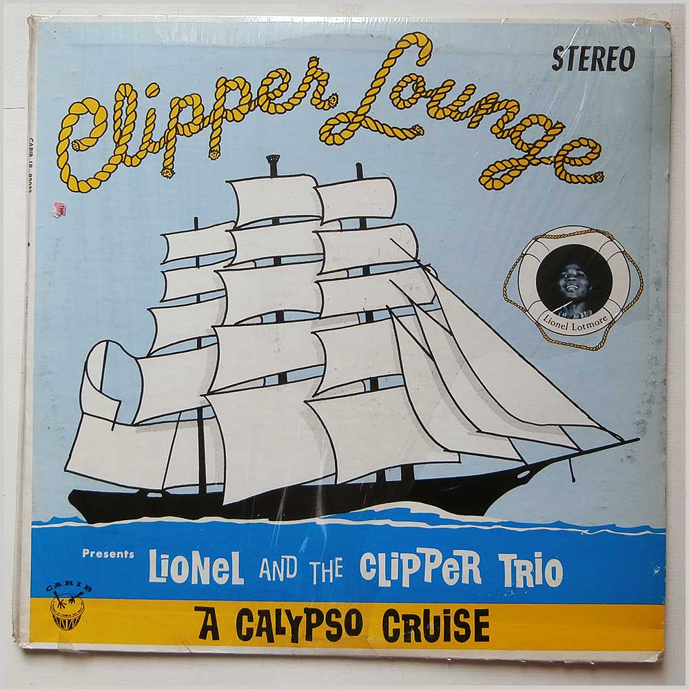 Lionel And The Clipper Trio - A Calypso Cruise (LP-92032)