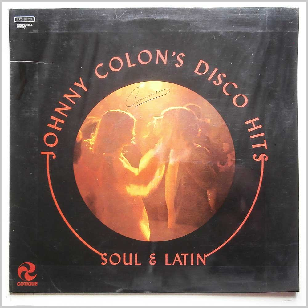 Johnny Colon - Johnny Colon's Disco Hits: Soul and Latin (LPS 88724)
