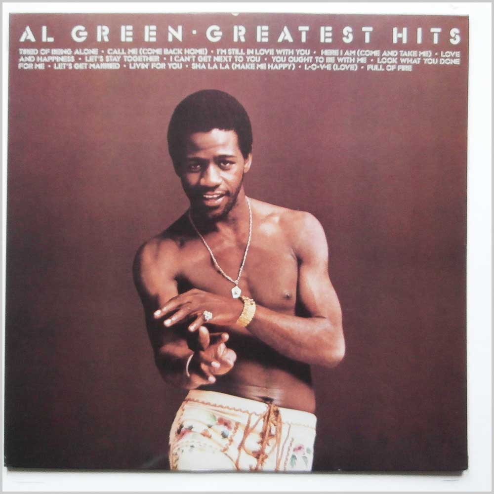 Al Green - Greatest Hits (LPZ-2058)