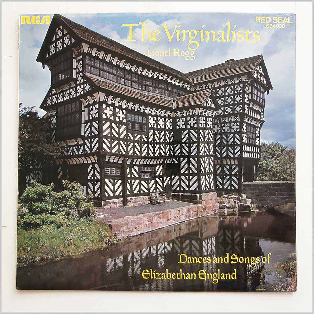 The Virginalists - Dances And Songs Of Elizabethan England (LSB 4038)
