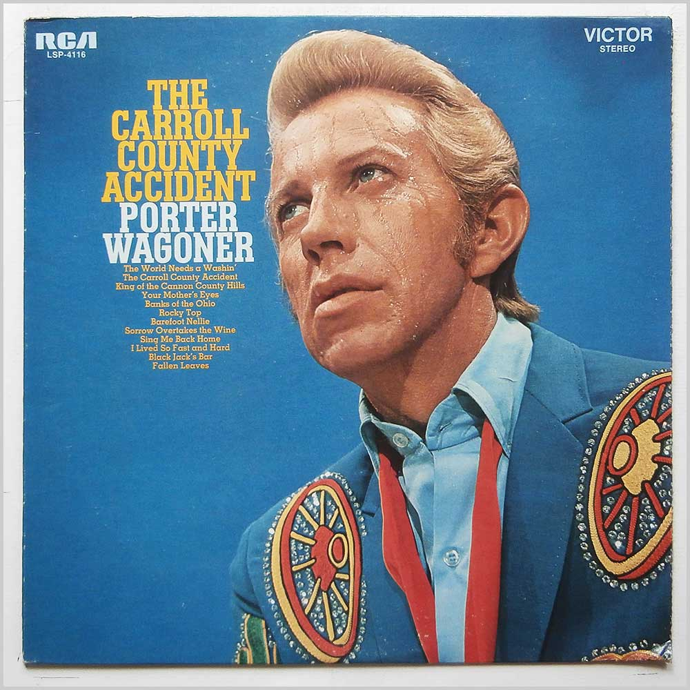 Porter Wagoner - The Carroll County Accident (LSP-4116)