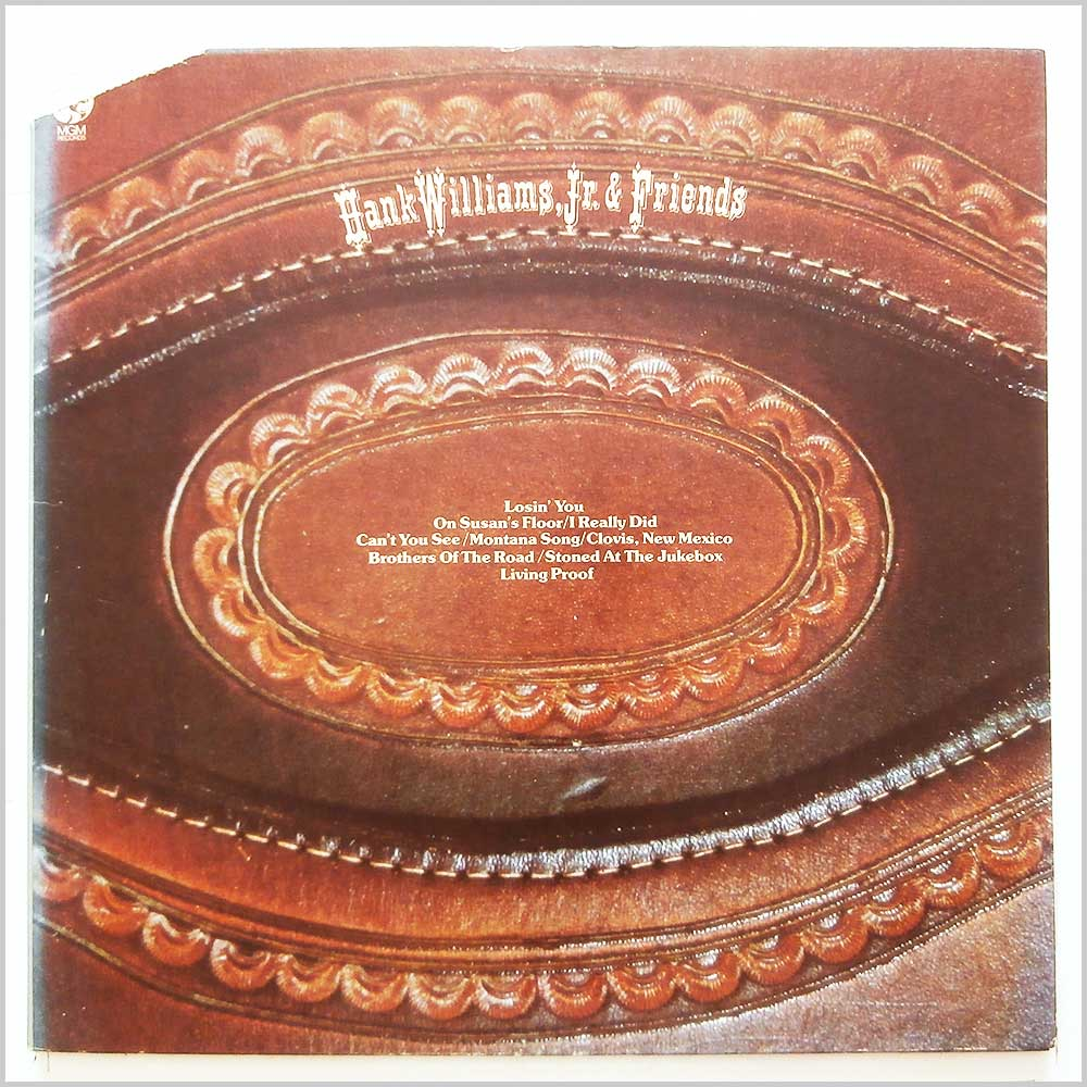 Hank Williams Jr - Hank Williams Jr And Friends (M3G 5009)