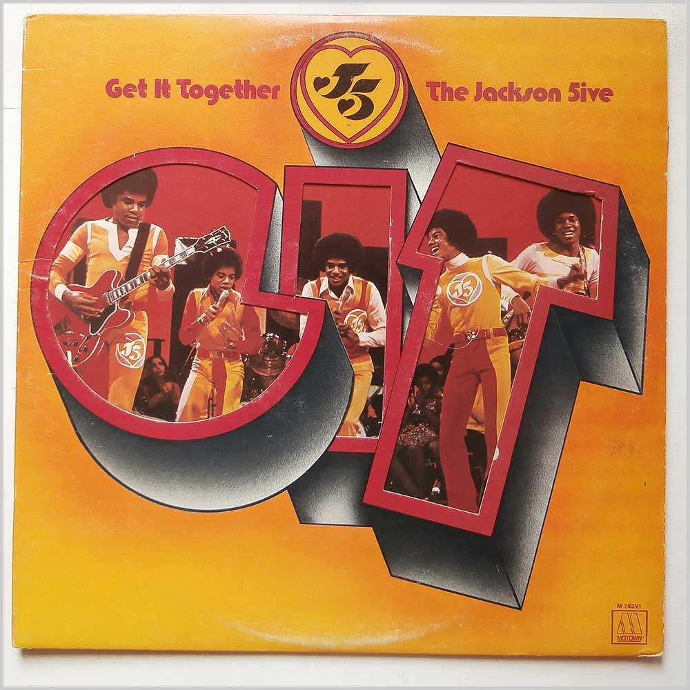 The Jackson Five - Get It Together (M 783V1)