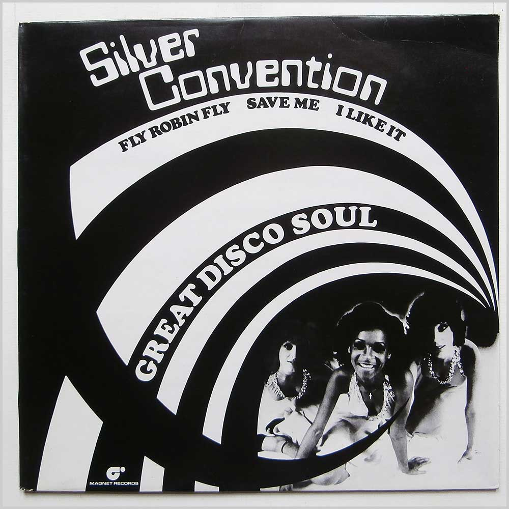 Silver Convention - Great Disco Soul (MAG 5010)
