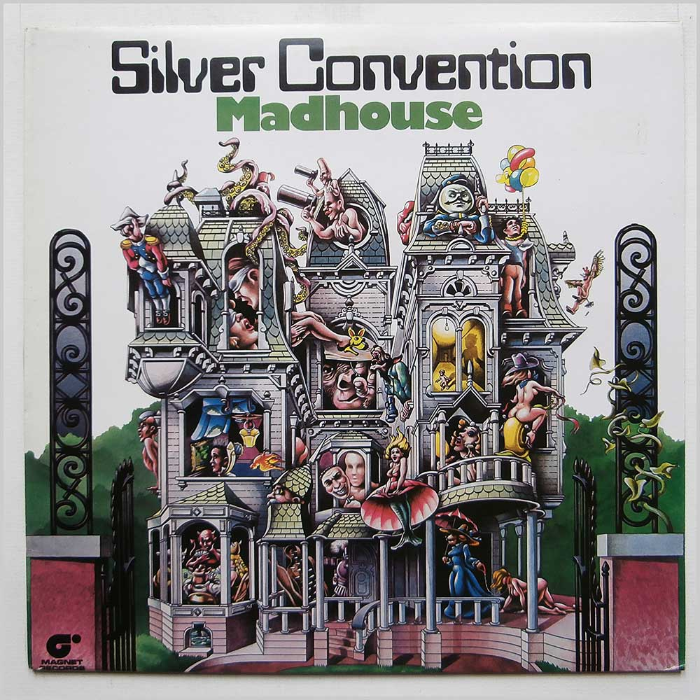 Silver Convention - Madhouse (MAG 5013)