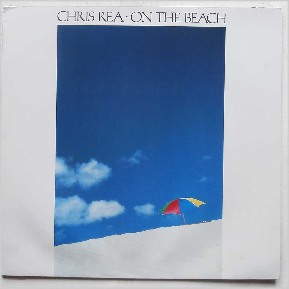 Chris Rea - On the Beach (MAGL 5069)