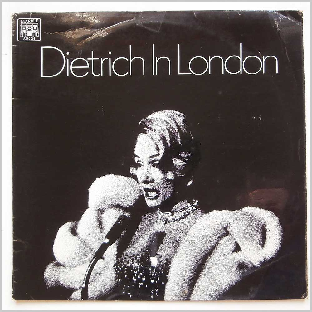 Marlene Dietrich - Dietrich In London (MAL 1192)