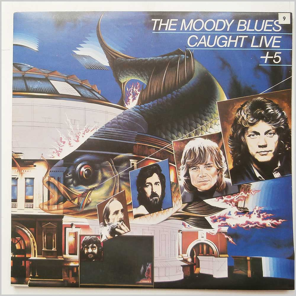 Moody Blues - The Moody Blues Caught Live (MB 3/4)