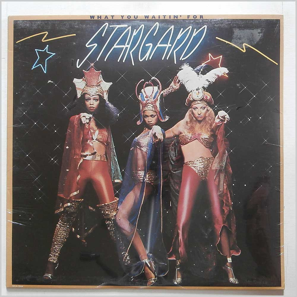 Starguard - What You Waitin' For (MCA-3064)