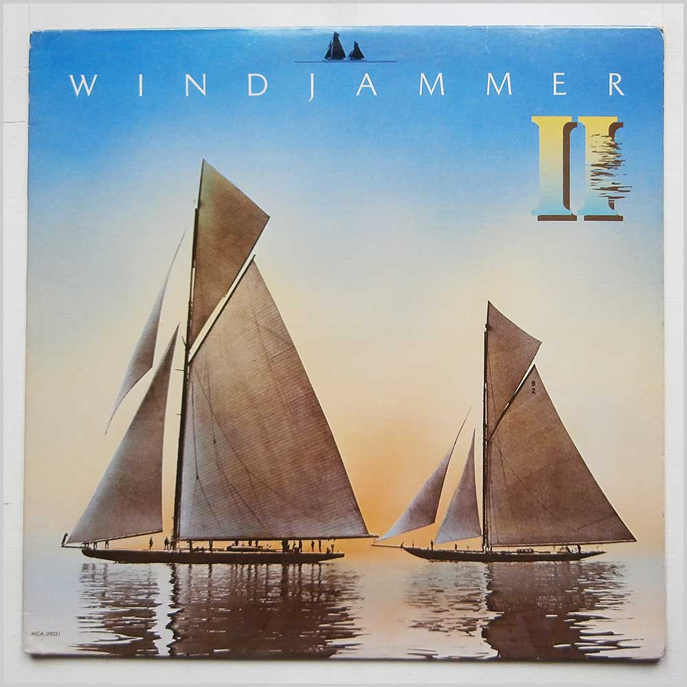 Windjammer - Windjammer 2 (MCA-39021)