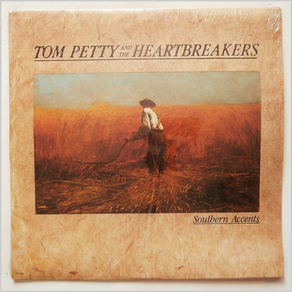 Tom Petty and The Heartbreakers - Southern Accents (MCA-5486)