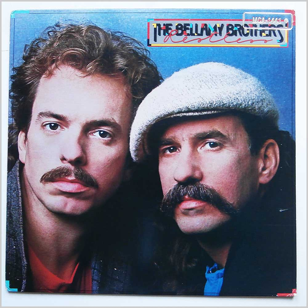 The Bellamy Brothers - Restless (MCA-5489)