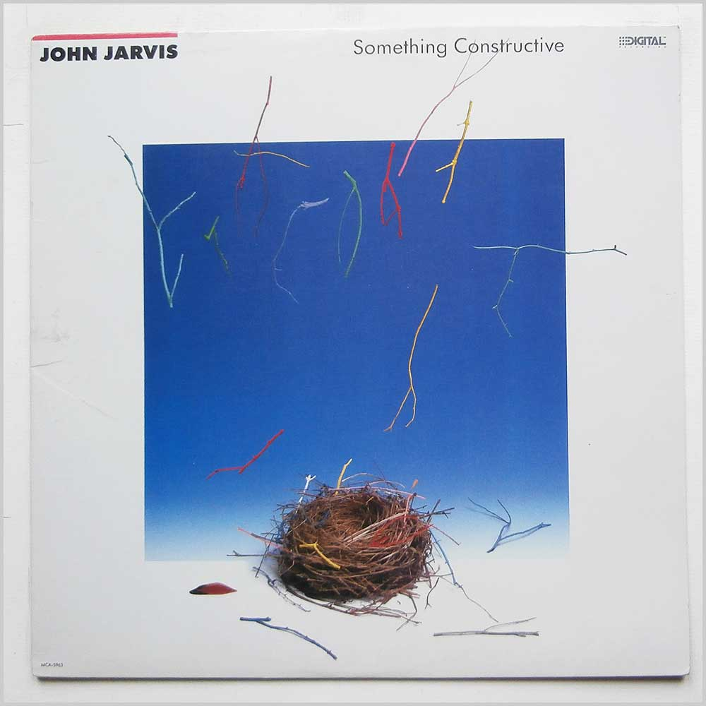 John Jarvis - Something Constructive (MCA -5963)