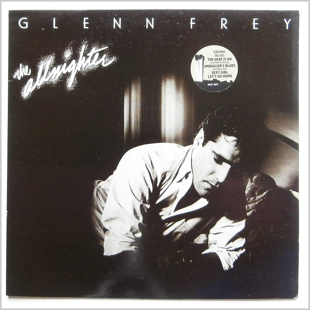Glenn Frey - The Allnighter (MCF 3277)
