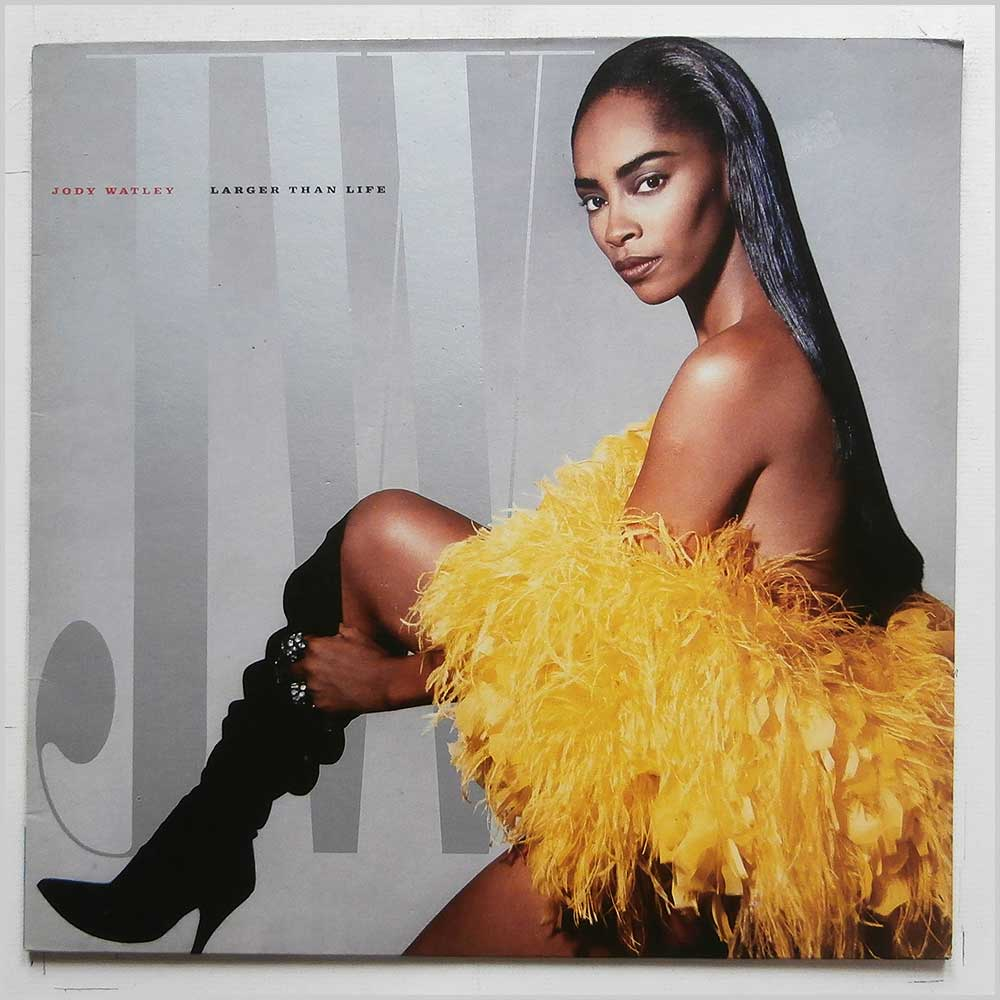Jody Watley - Larger Then Life (MCG 6044)