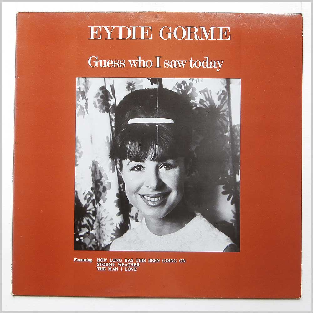 Eydie Gorme - Guess Who I Saw Today (MCL 1736)