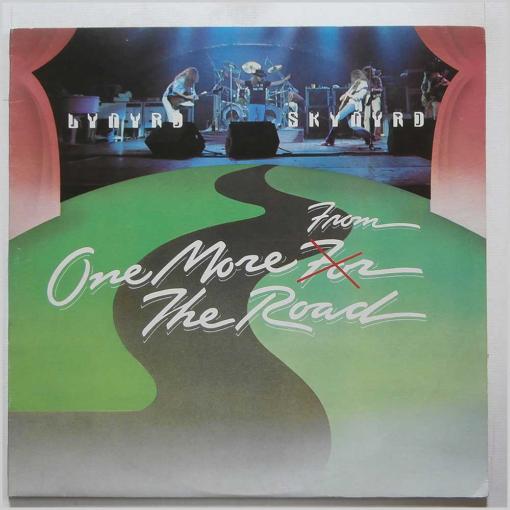 Lynyrd Skynyrd - One More Time From The Road (MCSP 279)