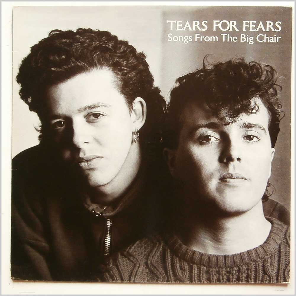 Tears For Fears - Songs From The Big Chair (MERH 58)