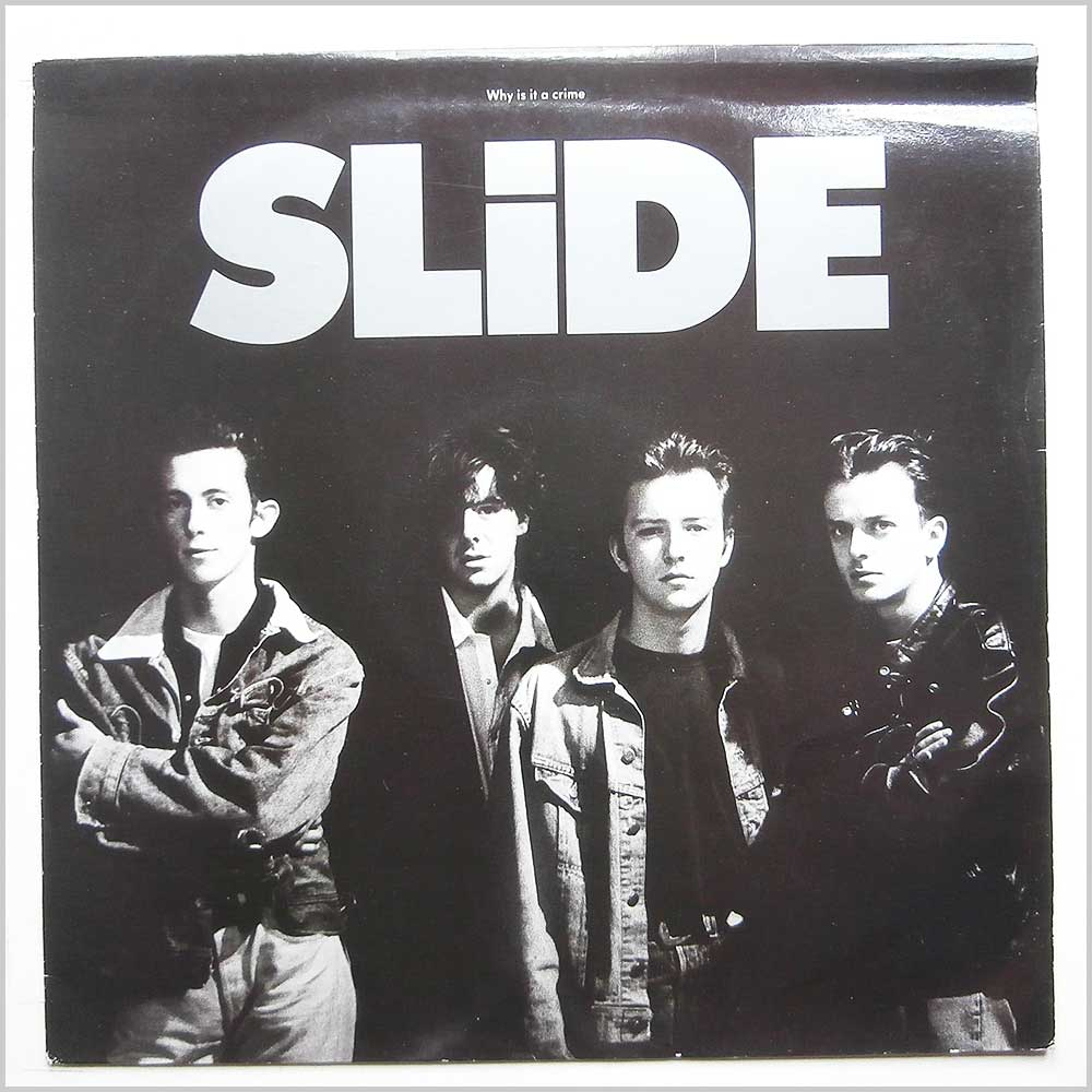 Slide - Why Is It A Crime (MERX 292)