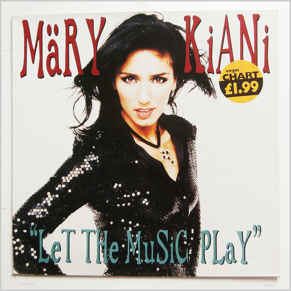 Mary Kiani - Let The Music Play (MERX 456)