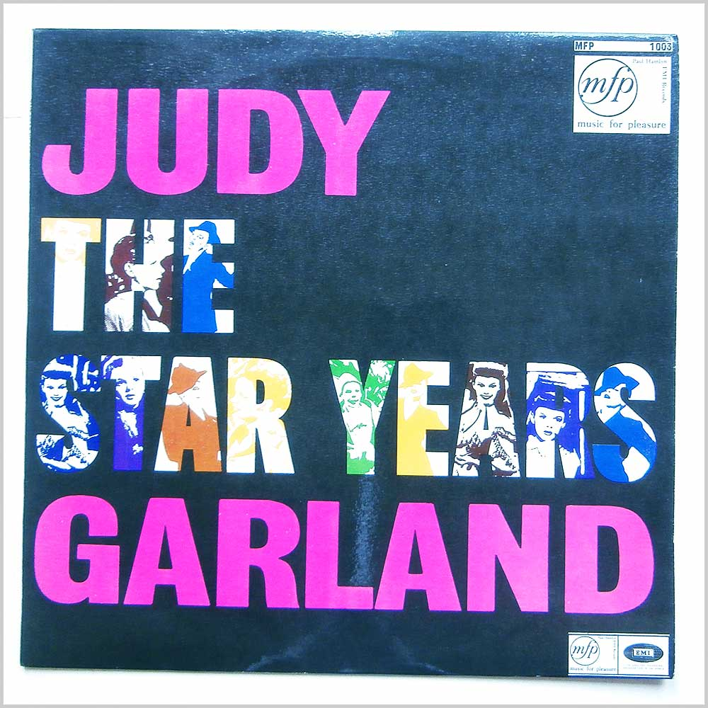 Judy Garland - The Star Years (MFP 1003)