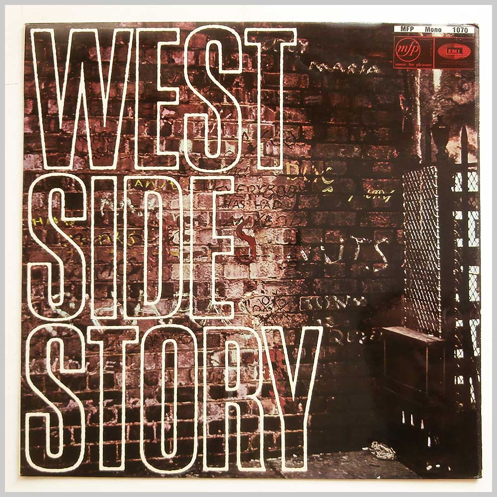 Alyn Ainsworth and His Orchestra - West Side Story (MFP 1070)