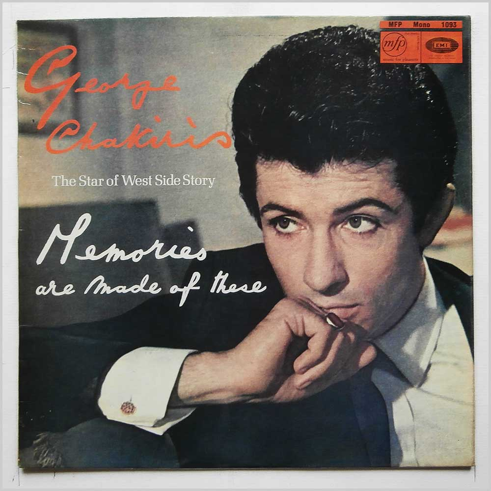 George Chakiris - Memories Are Made Of These (MFP 1093)