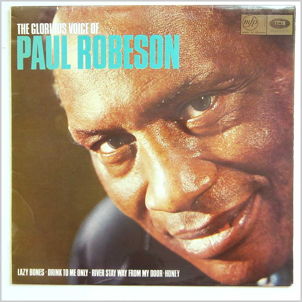 Paul Robeson - The Glorious Voice Of Paul Robeson: Songs and Spirituals Recorded Between 1931 and 1939 (MFP 1095)